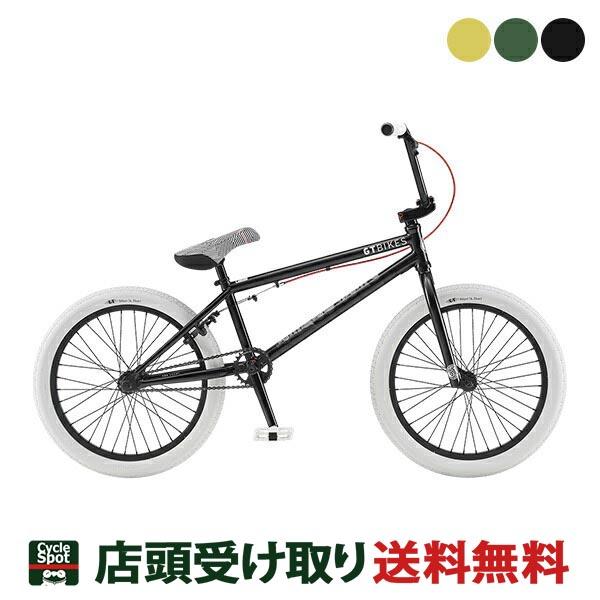 ジーティ スポーツ自転車 BMX 小径車 2020 パフォーマー GT 変速なし