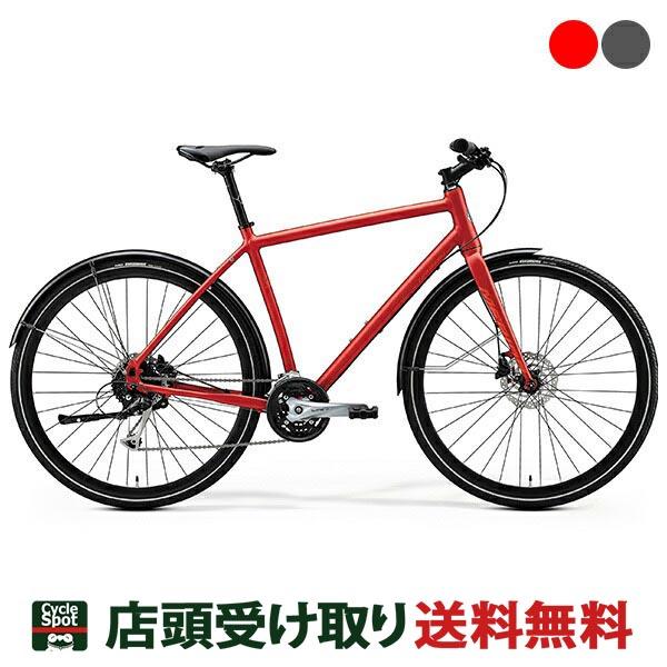 メリダ クロスバイク スポーツ自転車 2020 クロスウェイ アーバン 100 MERIDA 27段変速