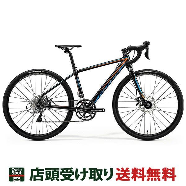 P16倍 6/21 10:00~6/24 23:59 メリダ スポーツ 子供 自転車 ブラック 26インチ 2020 ミッション J.ロード MERIDA 16段変速