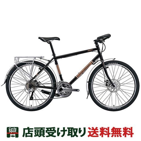 P16倍 6/21 10:00~6/24 23:59 ルイガノ クロスバイク スポーツ自転車 ビーコン9.0 LOUIS GARNEAU 30段変速