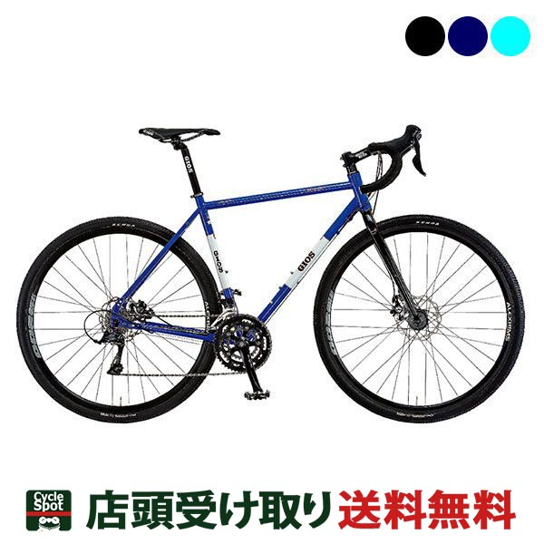 P16倍 6/21 10:00~6/24 23:59 ジオス ロードバイク スポーツ自転車 2020年モデル ミト GIOS 27段変速