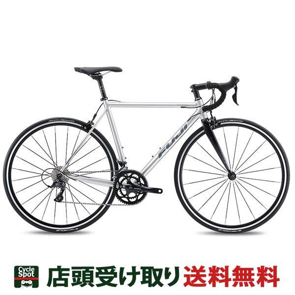 P16倍 6/21 10:00~6/24 23:59 フジ ロードバイク スポーツ自転車 2020年モデル ナオミ ALUMINUM FUJI