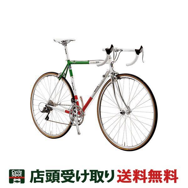 P16倍 6/21 10:00~6/24 23:59 ジオス ロードバイク スポーツ自転車 2020年モデル ビンテージ イタリアンカラー GIOS 16段変速