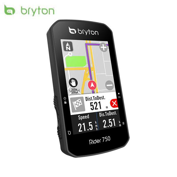 Bryton ブライトン Rider750E ライダー750E 本体のみ GPSサイクルコンピュータ 日本正規品