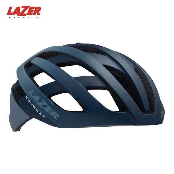 1月以降入荷 !超美品再入荷品質至上! LAZER レイザー ジェネシス AF ヘルメット グレー 日本正規品 送料無料お手入れ要らず マットブルー