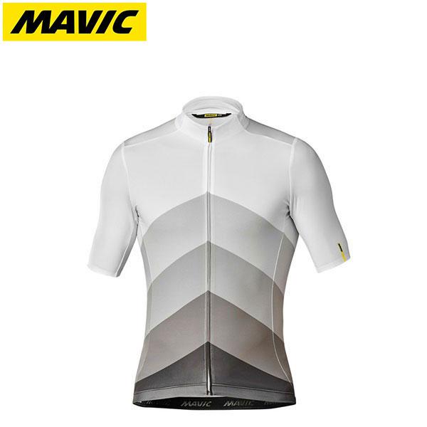 MAVIC マビック サイクルウェア マヴィック コスミック 日本正規品 2020年最新モデル ホワイト グラディエント 店内全品対象 ジャージ [並行輸入品]