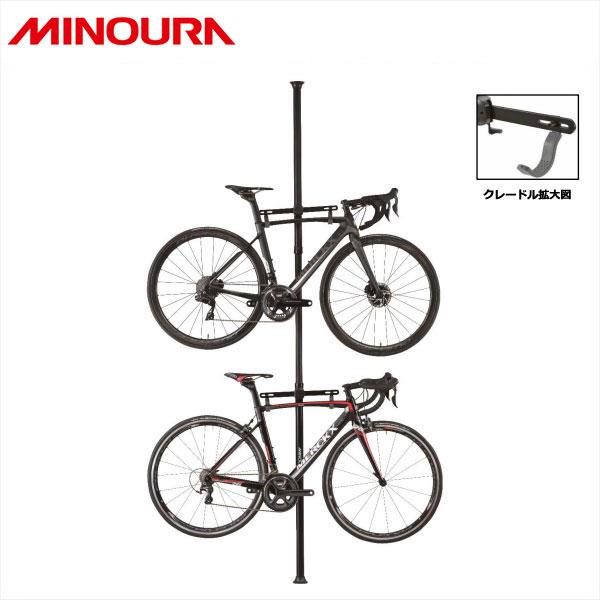 MINOURA 超特価SALE開催 ミノウラ トレンド オールブラック バイクタワー25D