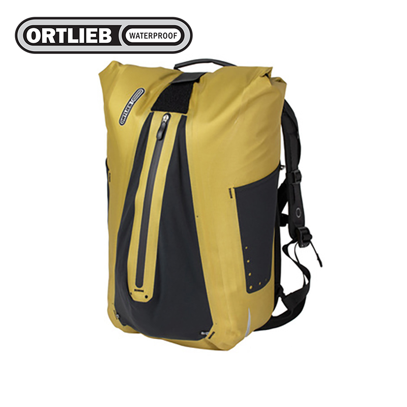 ORTLIEB オルトリーブ ヴァリオ ご注文で当日配送 マスタード QL2.1 販売