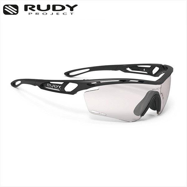 RUDY PROJECT/ルディプロジェクト  TRALYX トラリクス ブラックマットフレーム インパクトX(R)2 調光レーザーレッドレンズ
