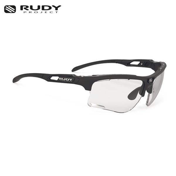 RUDY PROJECT/ルディプロジェクト KEYBLADE キーブレード マットブラックフレーム インパクトX2調光ブラックレンズ サングラス