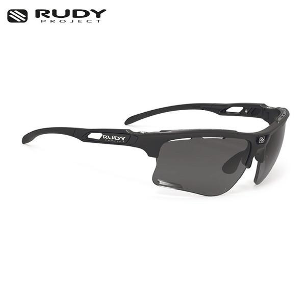 RUDY PROJECT/ルディプロジェクト KEYBLADE キーブレード マットブラックフレーム ポラール3FX グレイレーザーレンズ サングラス