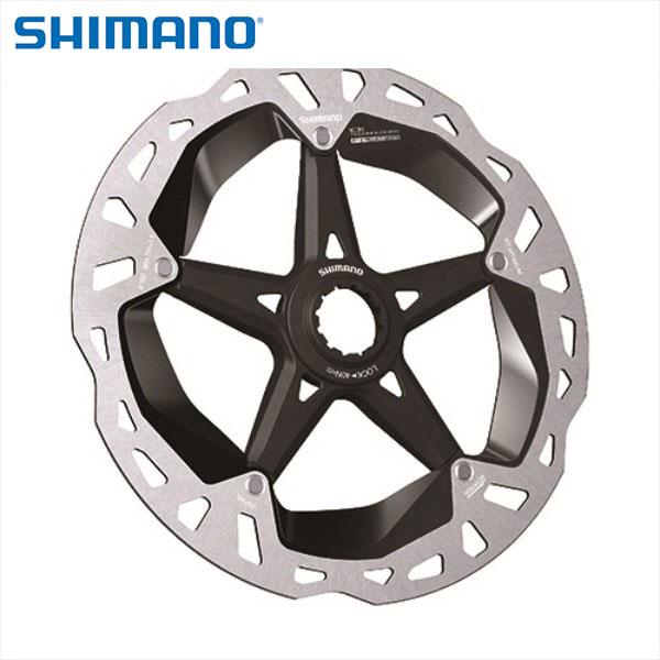 Shimano シマノ ディスクブレーキ RT-MT900M 180mm C/L Rotor FREEZA w/Fin