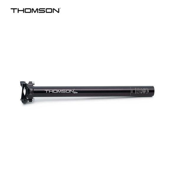 シートポスト THOMSON トムソン Elite SEAT POST 330mm BLACK 26.6