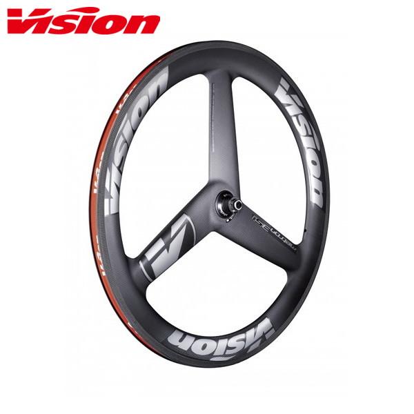 Vision/ヴィジョン METRON 3 SPOKE メトロン 3スポーク カーボンホイール フロント