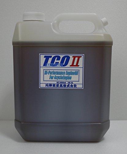 円陣家至高 公式 TCO2 ティーコツー 4サイクル用 エンジンオイル EGY09 4000ml 直営店