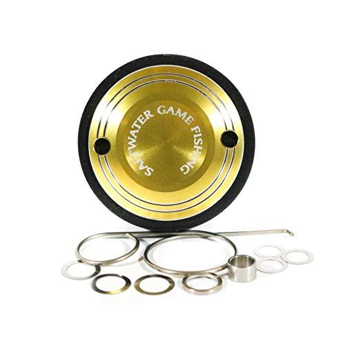 スタジオオーシャンマーク ハンドルノブ メーカー公式ショップ AC33 再販ご予約限定送料無料 S 18 ピュアゴールド