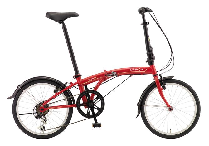 折りたたみ自転車 DAHON SUV D6 ダホン 自転車 20インチ 折りたたみ自転車 外装6段変速ギアダホン 折りたたみ自転車 DAHON エスユーヴィー D6 18DAHON SUV-Mat Wine マットワイン おしゃれ