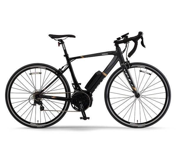 2018年モデル 電動自転車 ヤマハ YPJ-R_M 電動アシスト自転車 子供 電動 ロードバイク 軽量 子供乗せ設置可 SB DG ソリッドブラック ダークグレー X0NH03-010B おしゃれ