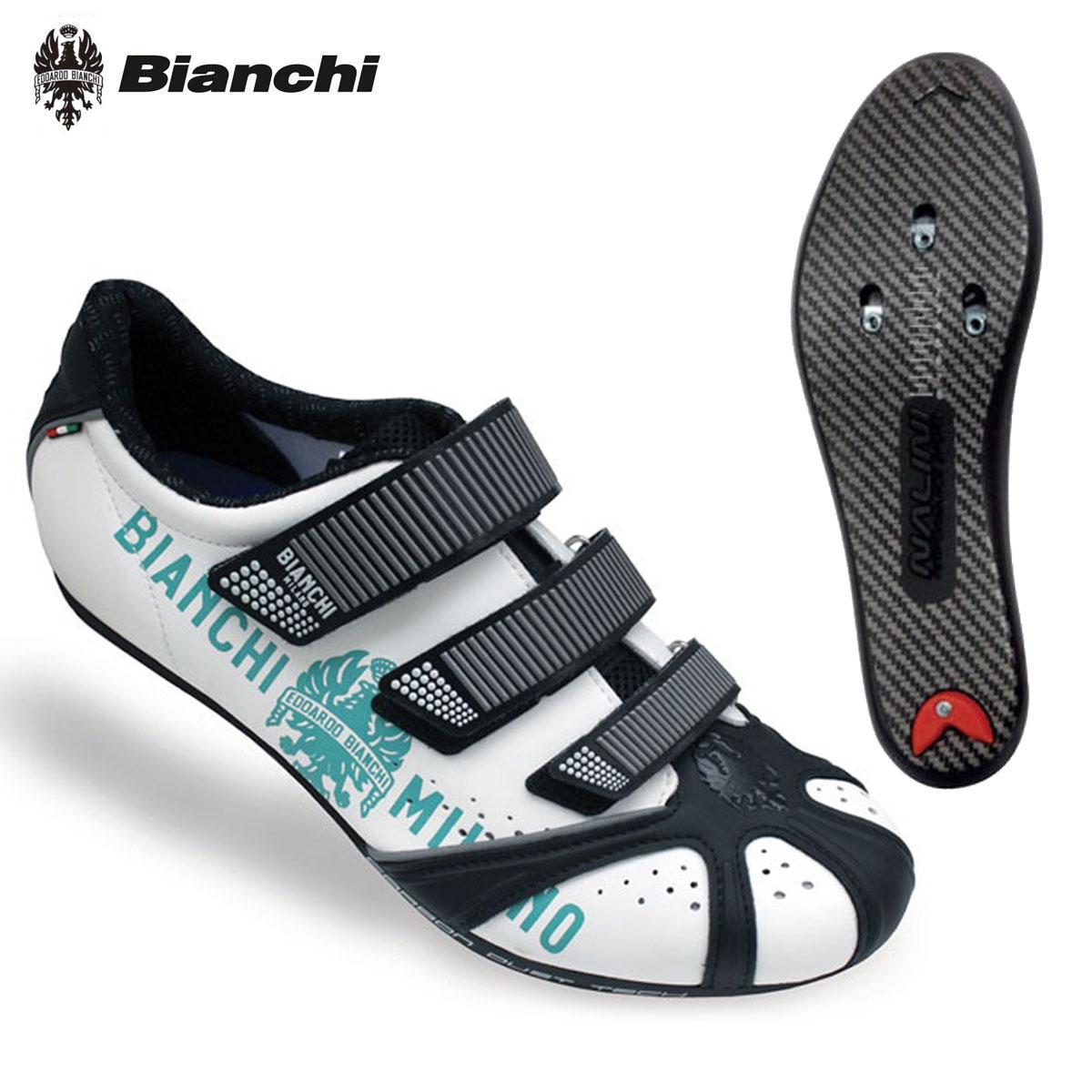 [オープン記念!]BIANCHI MILANO Octopus BM ビアンキ ロード シューズ/サイクリングウェア サイクル 自転車