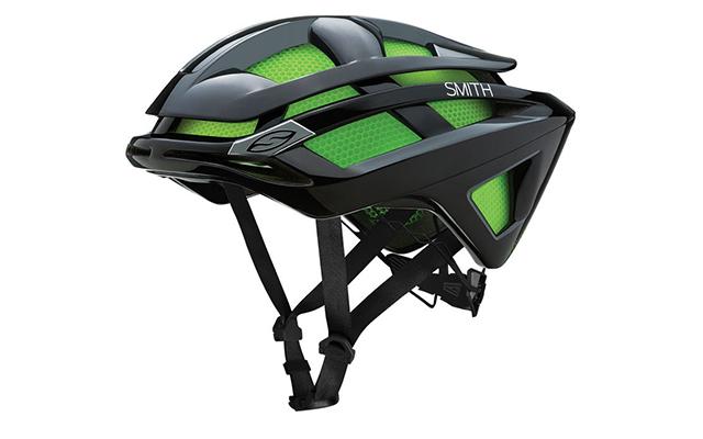 SMITH(スミス) ヘルメット OVERTAKE オーバーテイク カラーBLACKブラック MIPS無し 自転車