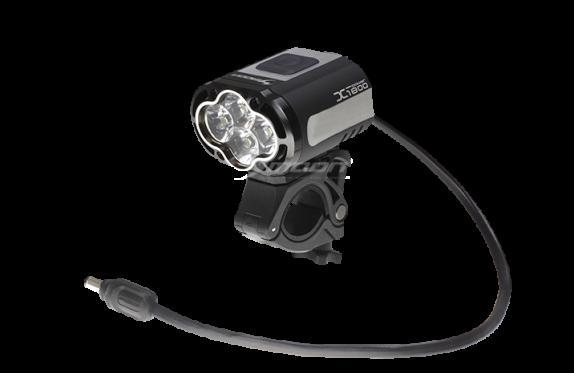 moon(ムーン) X-POWER1800 LEDフロントライト 1800ルーメン 自転車ライト