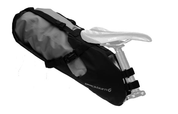 Blackburn ブラックバーン OUTPOST SEATPACK & DRY BAG アウトポストシートパック&ドライバッグ 自転車