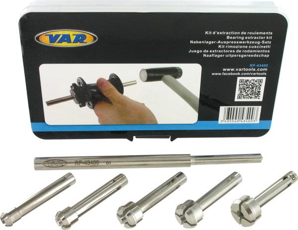 VAR ヴァー ハブベアリング抜き RP-43400 自転車工具 工具