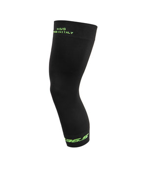 Q36.5 Sun&Air Knee Covers サン&エア ニーカバー ブラック ロードバイク ウェア ジャージ
