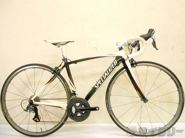 ロードバイク ロードバイク スペシャライズド TARMAC COMP (11s Updeted) 2010 中古