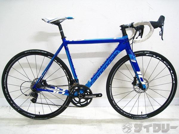 ロードバイク ロードバイク キャノンデール CAAD10 DISC RIVAL 2015 中古