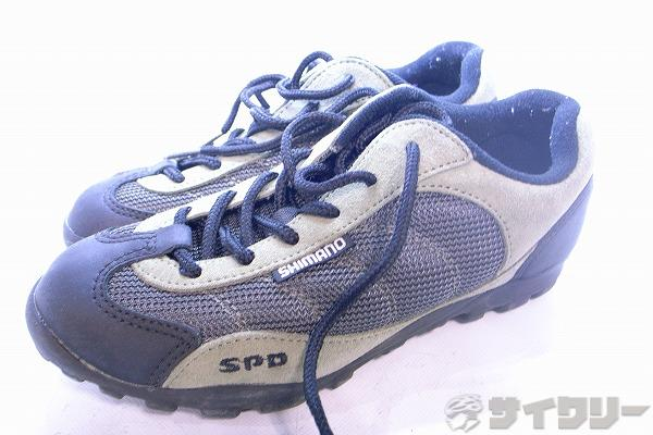 シューズ シマノ シューズ SH-M020 23.2cm 37 SPD - 中古