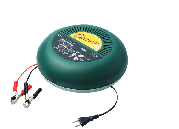 GSユアサ 自動車 バイク用 バッテリー充電器 MBC-6H