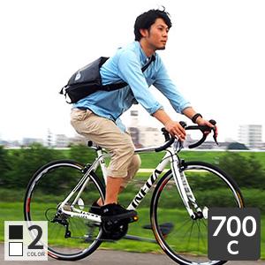 自転車 700c クロスバイク 初心者にもおすすめ! -RD2.0-