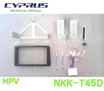 NITTO 日東工業  Kanack/カナック企画 NKK-T45D プレマシー