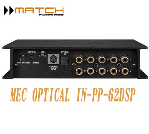 マッチ MATCH  MEC OPTICAL IN -PP-62DSPMECモジュール (AUX入力&光デジタル出力)