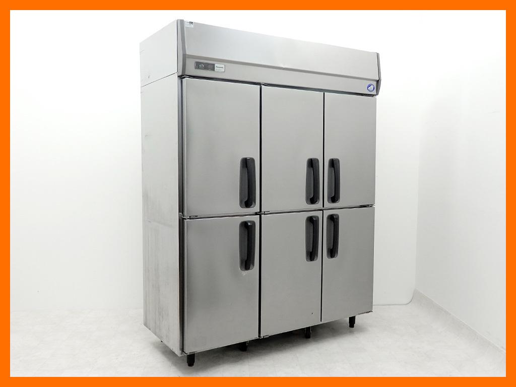 D1721【税込】2012年製 パナソニック タテ型業務用冷凍庫 SRF-J1563V-3A(1042L)/151万