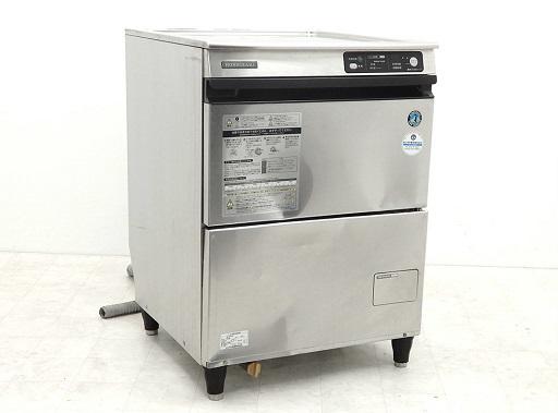 D1814【税込】2012年製 ホシザキ 食器洗浄機 アンダーカウンター JWE-400TUA3/貯湯タンク内蔵/113万【営業所止め】