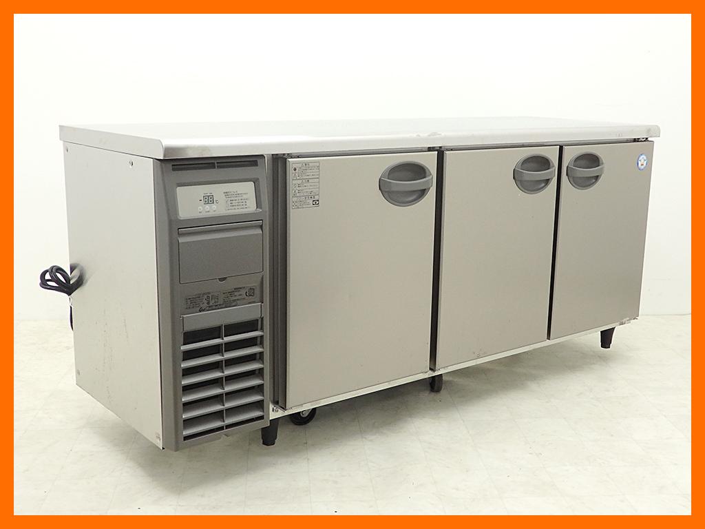 D1921【税込】2017年製 フクシマ コールドテーブル冷凍庫 YRC-183FE2(413L)/95万【営業所止め】