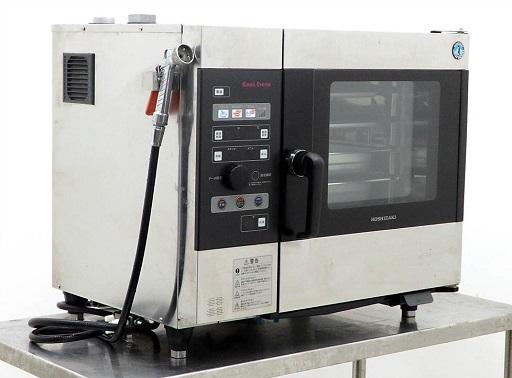 ホシザキ スチームコンベクションオーブン クックエブリオ MIC-5TA3 2010年製