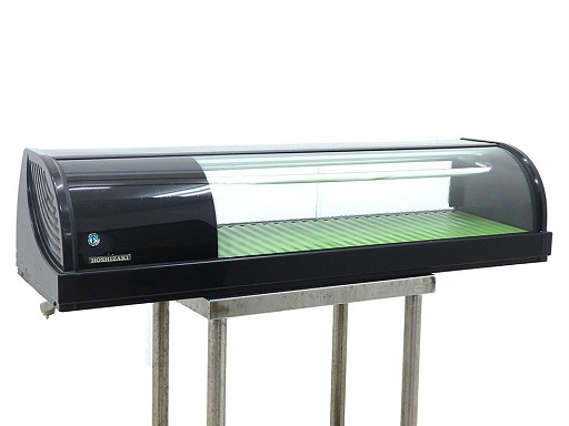D2860【税込】2014年製 ホシザキ 冷蔵ネタケース HNC-120B-L-B(42L)/29万【営業所止め】