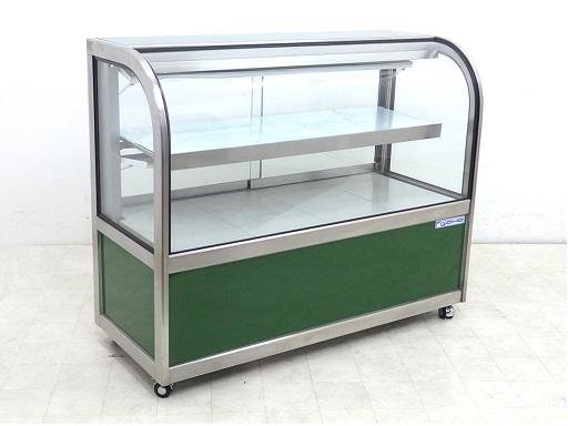【予約販売】本 大穂製作所 冷蔵ショーケース OHGU-Sf-1200B 2018年製, bambooleaf. 18224f3a