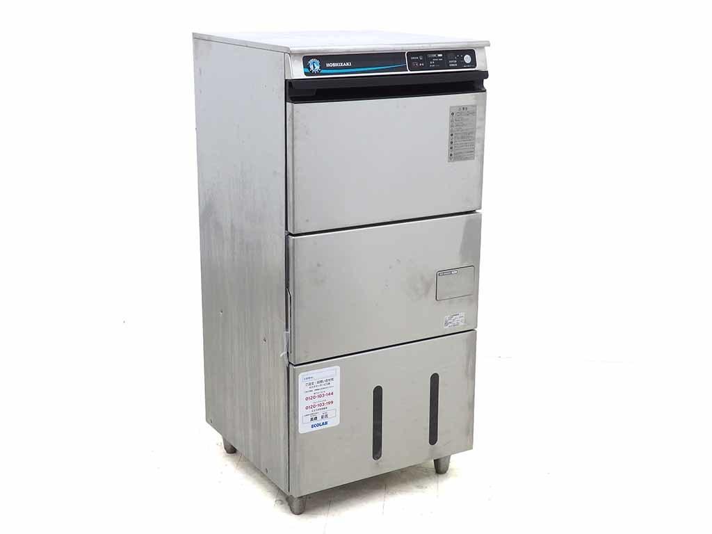【激安大特価!】  ホシザキ 食器洗浄機 JWE-400SUB 2018年製, 様似郡 4418d4d4