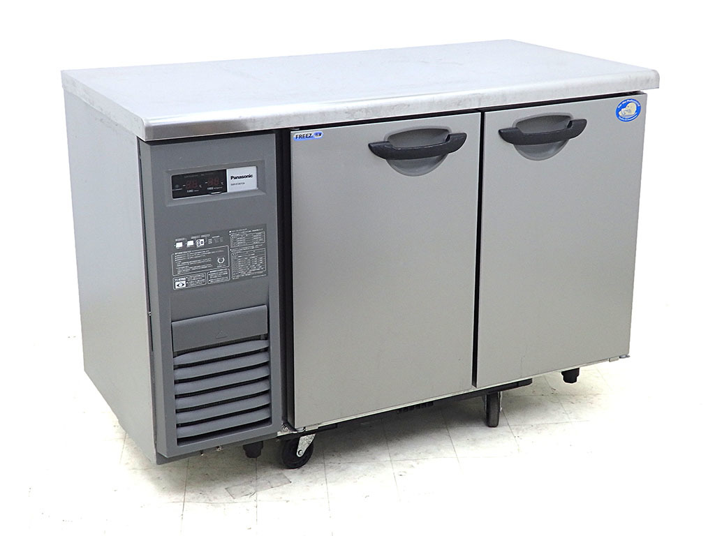 パナソニック コールドテーブル冷凍冷蔵庫 SUR-K1261CA 2019年製