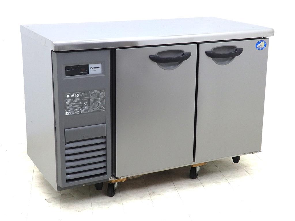 パナソニック コールドテーブル冷蔵庫 SUR-K1261SA 2019年製