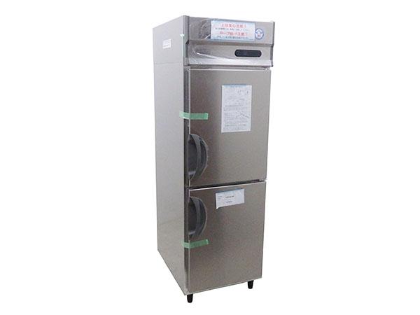 D1053【未使用品】フクシマ 業務用縦型冷凍冷蔵庫 URD-061PM6(冷凍247L/冷蔵224L)【営業所止め】