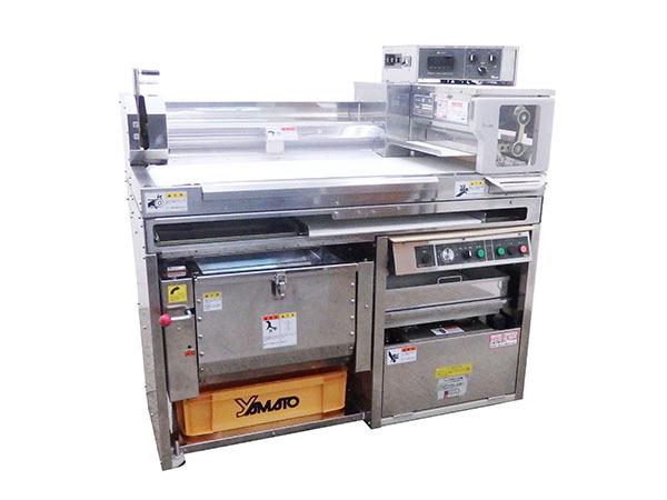 D1229 大和製作所 手打式製麺機 真打 うどん製麺機 S-1284-AS(250~300食/時間)【中古】
