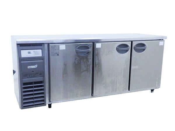 D1305 2013年製 フクシマ コールドテーブル冷凍庫 YRC-183FE1(413L)【中古】