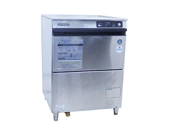 D1317 2012年製 ホシザキ 食器洗浄機 アンダーカウンター JWE-400TUA3/貯湯タンク内蔵【中古】