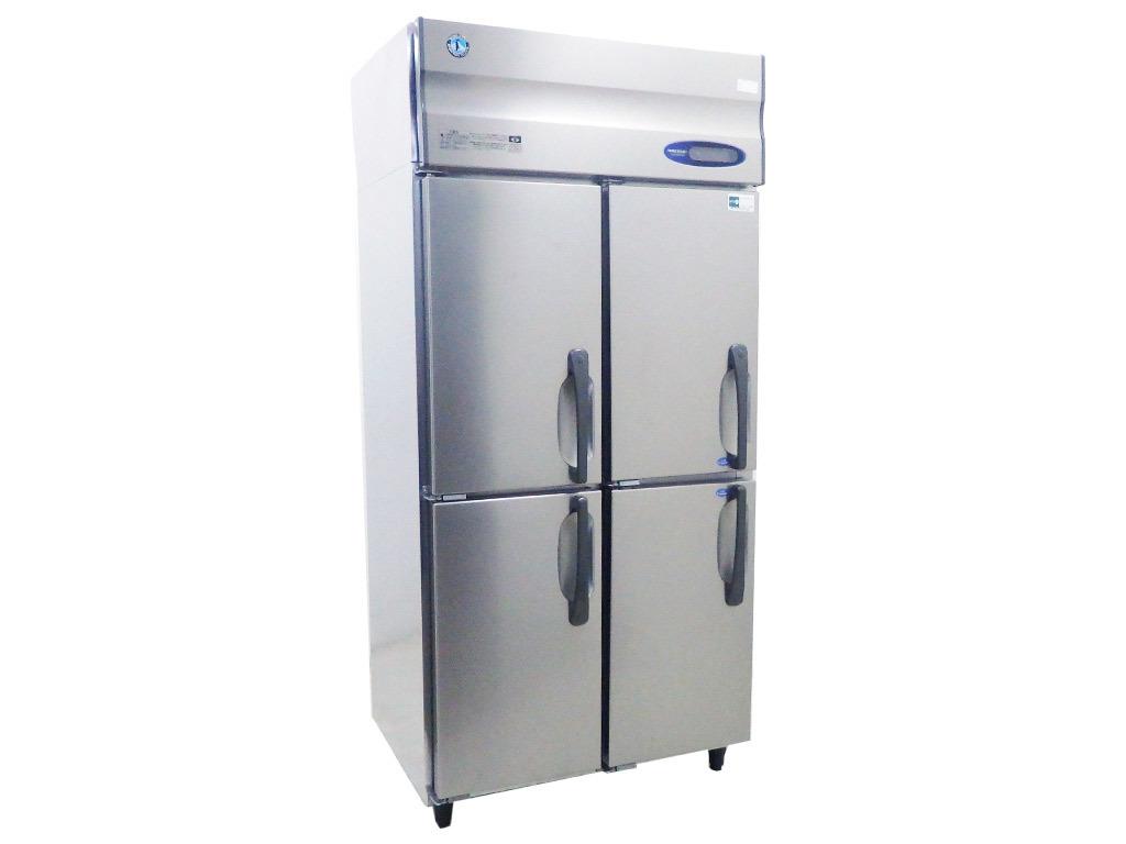 D1366 2015年製 ホシザキ 縦型冷凍冷蔵庫 HRF-90ZFT3/インバーター搭載(冷蔵279L 冷凍279L)【中古】
