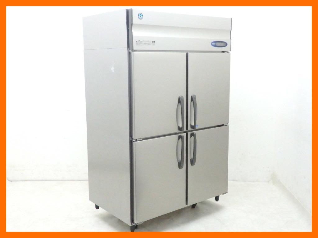 D1600 2013年製 ホシザキ 業務用縦型冷凍冷蔵庫 HRF-120Z(冷蔵室764L/冷凍室234L)【中古】